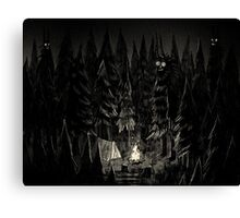Forest is Alive Canvas Print