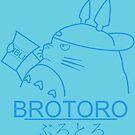 Brotoro by tomatosoupcan