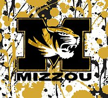 Go Mizzou! by Lindsey Reese