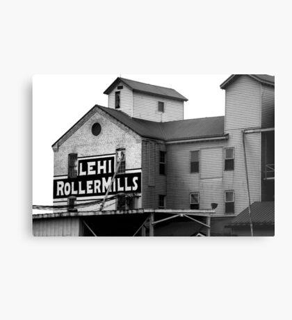 Lehi Roller Mills Metal Print