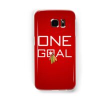 One Goal Samsung Galaxy Case/Skin