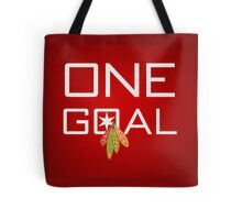 One Goal Tote Bag