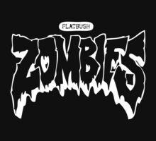 FLATBUSH ZOMBIE by akhus