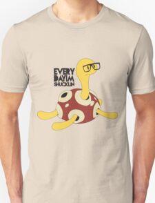 Everyday I'm Shucklin T-Shirt