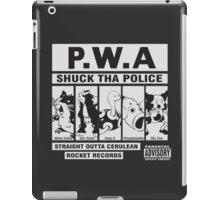 Shuck Tha Police iPad Case/Skin