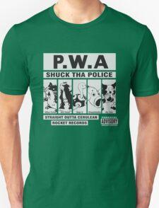 Shuck Tha Police Unisex T-Shirt