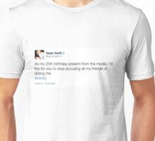 #thirsty Unisex T-Shirt