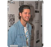 Stevie Johnson iPad Case/Skin