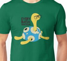 Everyday I'm Shucklin' Shiny Version Unisex T-Shirt