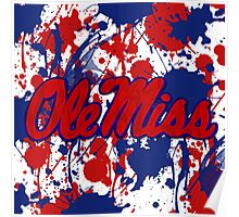 Ole Miss! Poster