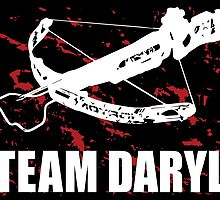 Team Daryl Dixon The Walking Dead by SOVART69