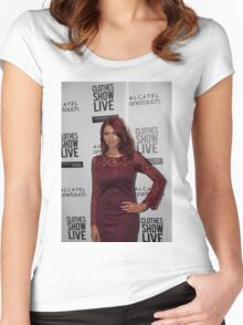Amy Childs Women's Fitted Scoop T-Shirt