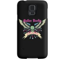 Roller Derby Infirmary (Now In Full Color!) Samsung Galaxy Case/Skin