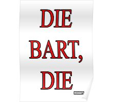 The Bart, The Poster