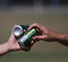 A Hard earned thirst by sportzshotz