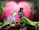 Iggy Wedding by Patricia Anne McCarty-Tamayo