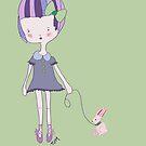 Violet by tambatoys