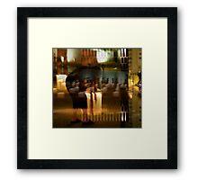 Remembering in Oklahoma City Framed Print