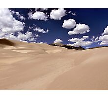 Colorado Sand Dunes Photographic Print