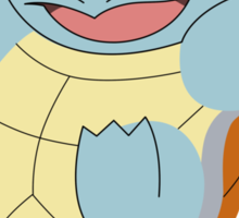 Squirtle Sticker
