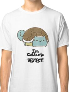 squrtle as catturle Classic T-Shirt
