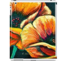 The Poppy Journals...The End of the Story iPad Case/Skin
