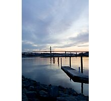 Halifax Waterfront Photographic Print