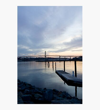 Halifax Waterfront Photographic Print