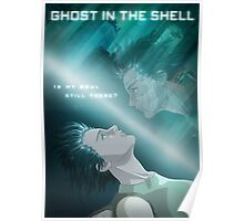 Ghost in the Shell - fan poster Poster