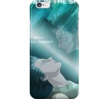 Ghost in the Shell - fan poster iPhone Case/Skin