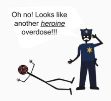 Heroine Overdose by Ryan Houston