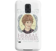 Mrs. Hudson's Herbal Soothers Samsung Galaxy Case/Skin