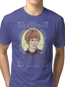 Mrs. Hudson's Herbal Soothers Tri-blend T-Shirt