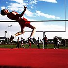 High Jump by Jake Kelly