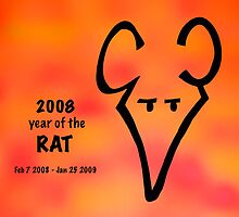 Year of the Rat by Rob Bryant