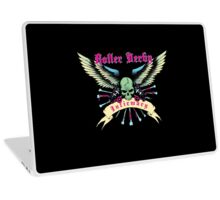 Roller Derby Infirmary (Now In Full Color!) Laptop Skin