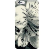 Flowers for the morning iPhone Case/Skin