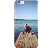 Serene Moments in Tahoe iPhone Case/Skin