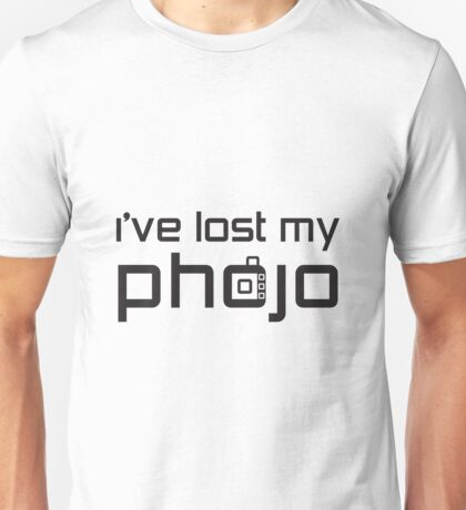 Lost My Phojo 2 Unisex T-Shirt