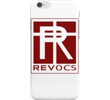 Revocs Kill la kill Logo 2 iPhone Case/Skin