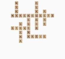 Warehouse Scrabble Unisex T-Shirt