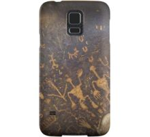 Newspaper Rock Samsung Galaxy Case/Skin