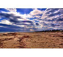 Sunny Beach Photographic Print