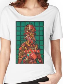 """""""Wise Man"""" 3 Women's Relaxed Fit T-Shirt"""