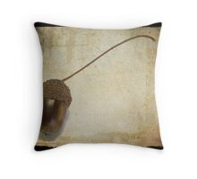 Textures of Autumn III Throw Pillow