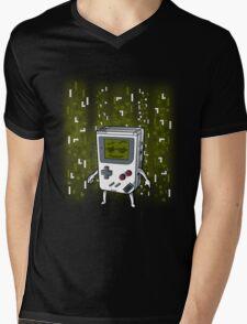Tetrix Mens V-Neck T-Shirt