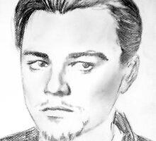 Leonardo Di  Caprio. by Siamesecat