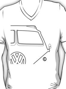 VW Bus Gregarious T-Shirt