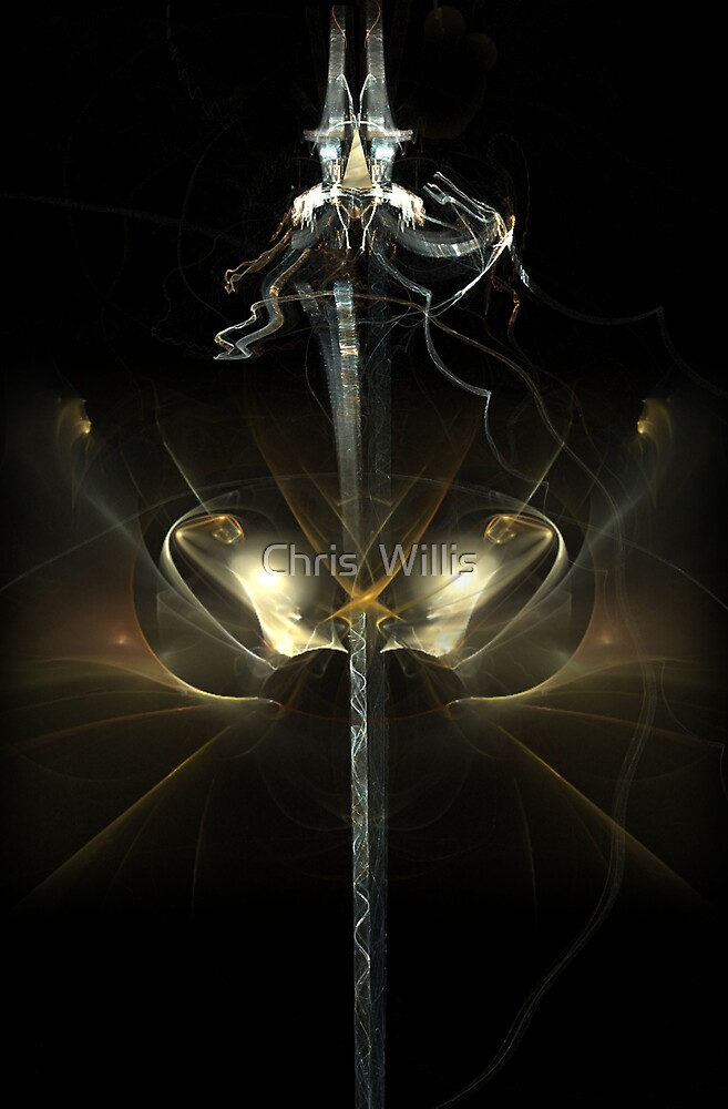 The Sword of the Spirit by Chris  Willis