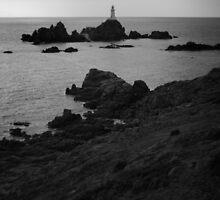 Jersey Lighthouse by korm87